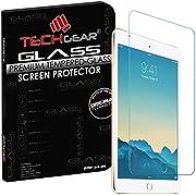 TECHGEAR Screen Protector for iPad Mini 3, Mini 2 & Mini - GLASS Edition Genuine Tempered Glass Screen Protector Guard Cover Compatible with Apple iPad Mini 3, Mini 2 & Mini