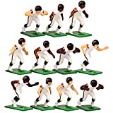 Atlanta Falcons Away Jersey NFL Action Figure Set