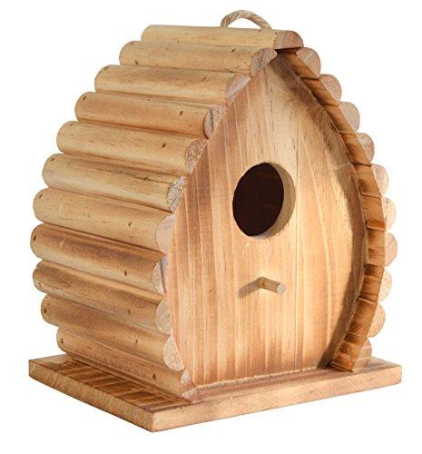 Mundus 33269Kleiber Nistkasten Holz 16x 12,4x 19,3cm