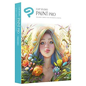 CLIP STUDIO PAINT PRO – NEW Branding – for Microsoft Windows and MacOS