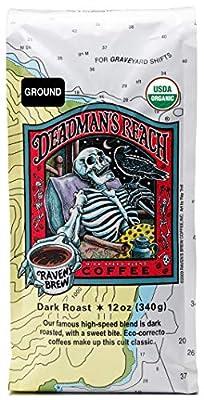 Raven's Brew Coffee - Organic Deadman's Reach - Dark Roast