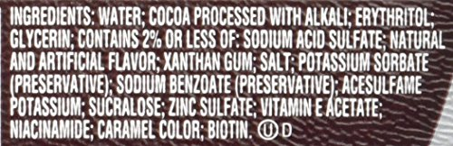 Hershey's, Sugar Free Chocolate Syrup, 17.5 oz