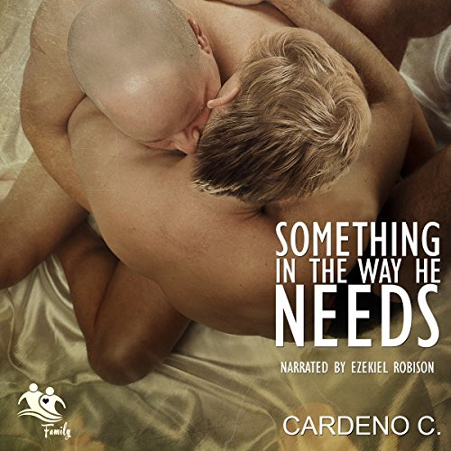 Couverture de Something in the Way He Needs