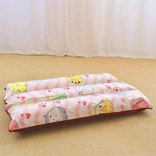 Leifeng Tower Cama de lujo para gatos – Cama de perro de gran tamaño, resistente al agua, lavable colchón para perros adecuado para mascotas domésticas