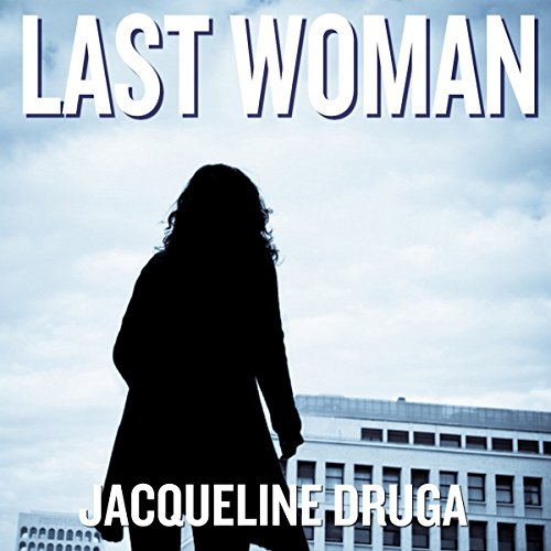 Last Woman audiobook cover art