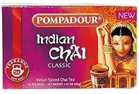ポンパドール インディアンチャイ クラシック 2g×20TB ×20セット