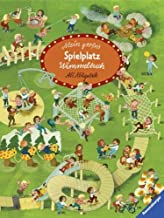 By Ali Mitgutsch Mein groÇ_es Spielplatz-Wimmelbuch [Board book]