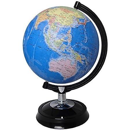 昭和カートン 地球儀 GBPA26 行政図タイプ 球径26cm 日本地図付