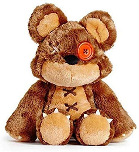 N/D Plüschtier 40Cm Spiel LOL Tibbers Plüschtier Puppe Offizielle Ausgabe Annie S Bär Plüsch Weich Gefülltes Spielzeug Für Weihnachtsgeburtstagsgeschenke