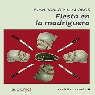 Fiesta en la madriguera [Down the Rabbit Hole] audiobook cover art