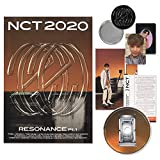 NCT 2020 Album - RESONANCE Pt.1 [ THE FUTURE ver. ] CD + Photobook + Lyrics Poster + Folded Poster(On pack) + Photo Card + Yearbook Card + FREE GIFT