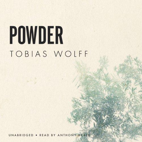 Powder audiobook cover art