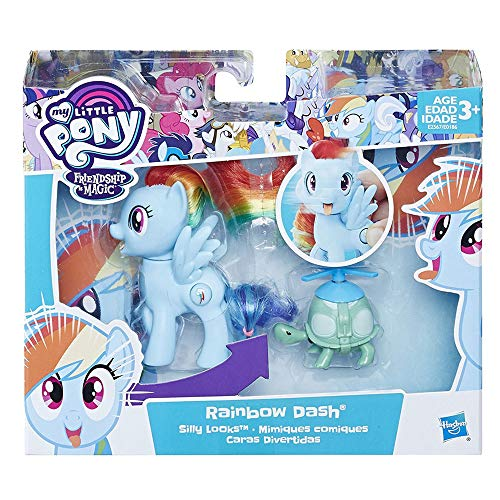 My Little Pony Rainbow Dash Caras Divertidas
