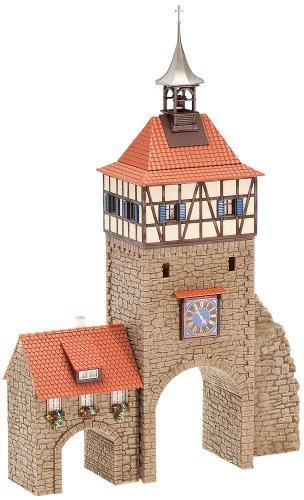 Faller FA130406 - Stadttor mit Torhaus