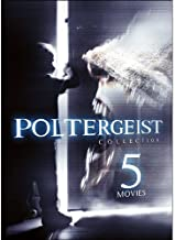 5-Movie Poltergeist Collection: Closets / Haunting Sarah / The House That Would Not Die / Evidence of a Haunting / 3 A.M.: Inspired by a True Story