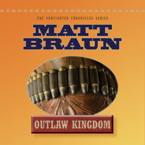 Outlaw Kingdom audiobook cover art