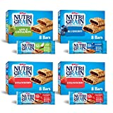 Made with real fruit and whole grains, Nutri-Grain Soft Baked Breakfast Bars make a delicious addition to any balanced breakfast and are a perfect grab-n-go snack Rise and thrive with a soft, chewy crust made with whole grains and a variety of fillin...
