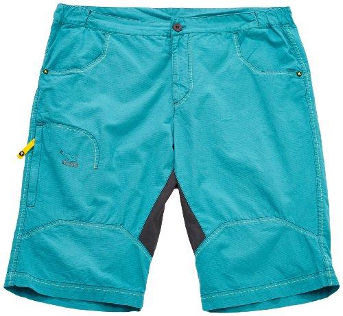 Salewa 00-0000022596 Short Escalade/Loisirs pour Homme Boulder Bleu 50