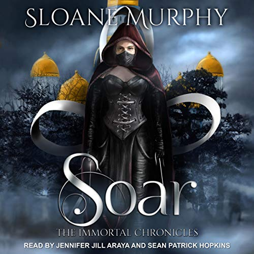 Soar audiobook cover art