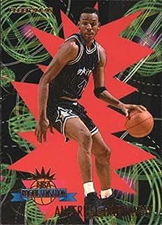 1994-95 Fleer Rookie Sensations #9 Anfernee Hardaway NBA Basketball Trading Card