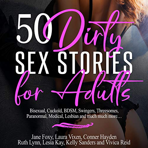 50 Dirty Sex Stories for Adults cover art