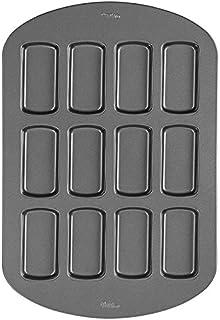 Wilton 0264464 12 Cavities Treatwiche Pan, Grey