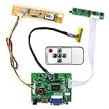 HDMI VGA 2AV Auido Input LCD Controller Board for 15.6' LP156WH1 LTN156AT01 N156B3 B156XW01 1366X768 30Pins LCD Screen