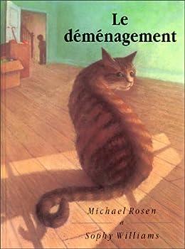 Paperback Le déménagement [French] Book
