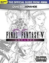 Official Nintendo Power FINAL FANTASY V ADVANCE Player's Guide