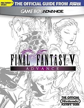 Official Nintendo Power FINAL FANTASY V ADVANCE Player's Guide 1598120174 Book Cover