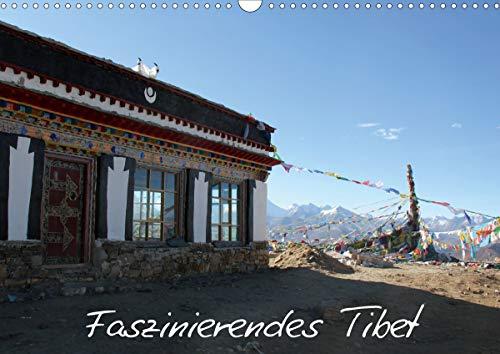 Faszinierendes Tibet (Wandkalender 2020 DIN A3 quer)