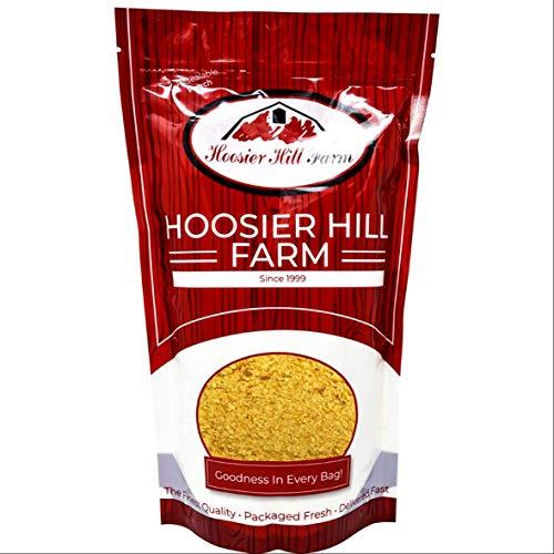 Hefeflocken mit Vitamin B12 (1 kg) schmackhafte Würze Salzfrei von Hoosier Hill Farm