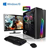 "Megaport PC Gaming Completo Intel Core i5-9500F • Schermo LED 24"" •..."