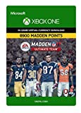 Madden NFL 17: MUT 8900 Madden Points Pack - Xbox One Digital Code