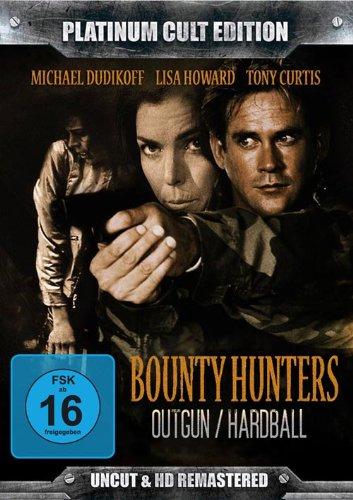 Bounty Hunters - 2er-Schuber (Outgun - Hardball) - Platinum Cult Edition [2 DVDs]