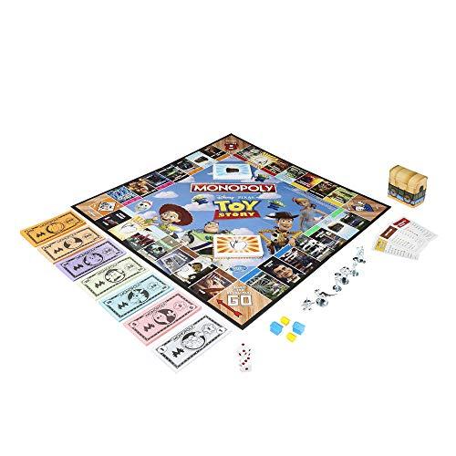 Monopoly: Histoire de Jouets (Toy Story) - 2
