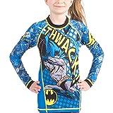DC Comics Kinder BAT016 Fusion Fight Gear Thwack Rashguard