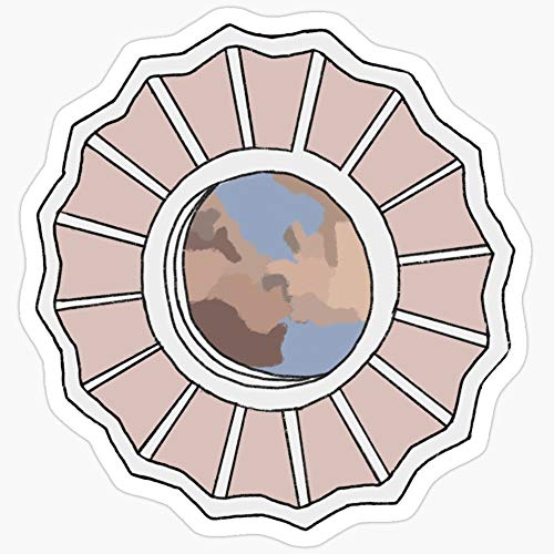 Deangelo The Divine Feminine Stickers (3 Pcs/Pack)