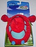 Little Einsteins Disney Beanz Red Plush Pat Pat 7' Rocket