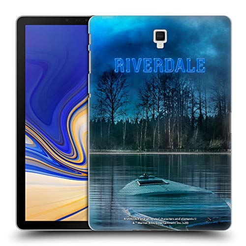 Official Riverdale Lake Graphics 2 Hard Back Case Compatible for Galaxy Tab S4 10.5 (2018)