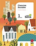 Ciencias sociales. 1 Primaria. Más Savia. Castilla La-Mancha