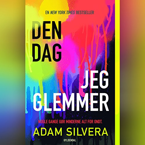 Den dag jeg glemmer                   By:                                                                                                                                 Adam Silvera                               Narrated by:                                                                                                                                 Mikkel Hansen                      Length: 8 hrs and 19 mins     Not rated yet     Overall 0.0