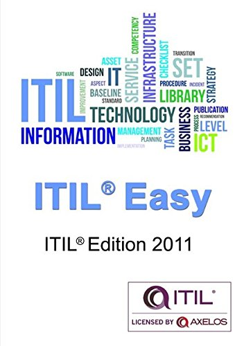 ITIL® Easy: ITIL® Edition 2011
