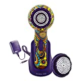Michael Todd Beauty Soniclear Elite - Antimicrobial Facial Cleansing Brush System - 6-Speed Sonic Powered Exfoliating Face & Body Brush