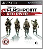 Import AnglaisOperation Flashpoint Red River Game PS3
