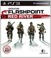 Operation Flashpoint Red River (PS3) (輸入版)