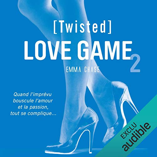 Twisted: Love Game 2 [French Version] audiobook cover art