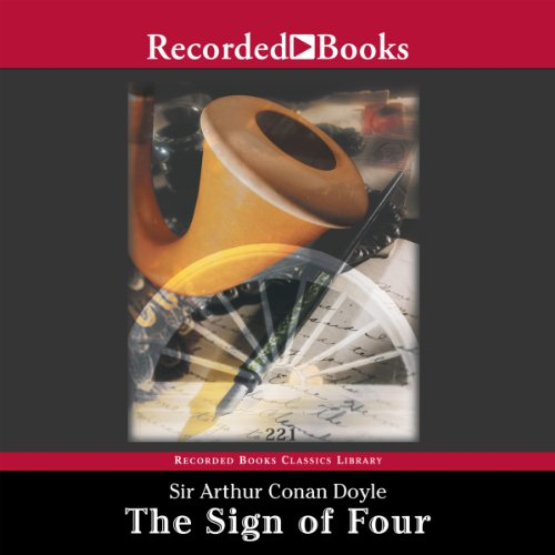 The Sign of Four  Audiolibri