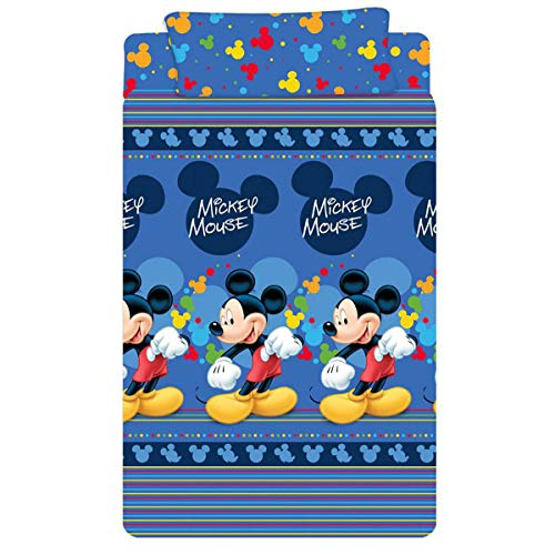 BEBESHOGAR Juego DE SABANAS Mickey Mouse