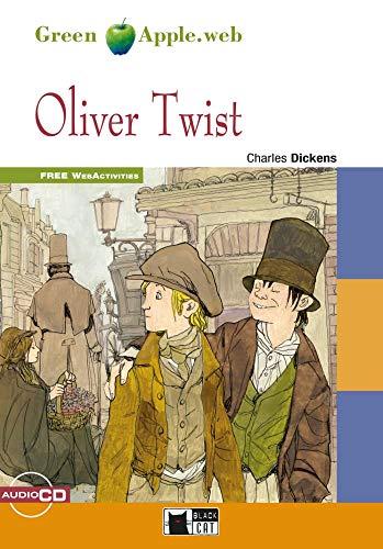 Oliver Twist: Englische Lektüre für das 4. und 5. Lernjahr. Buch + Audio-CD (Green Apple)